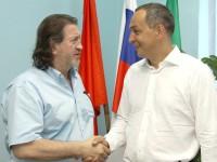 Олег Митяев и Александр Шестун