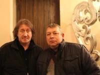 С Алексеем Цыплёвым, ноябрь 2016 г.