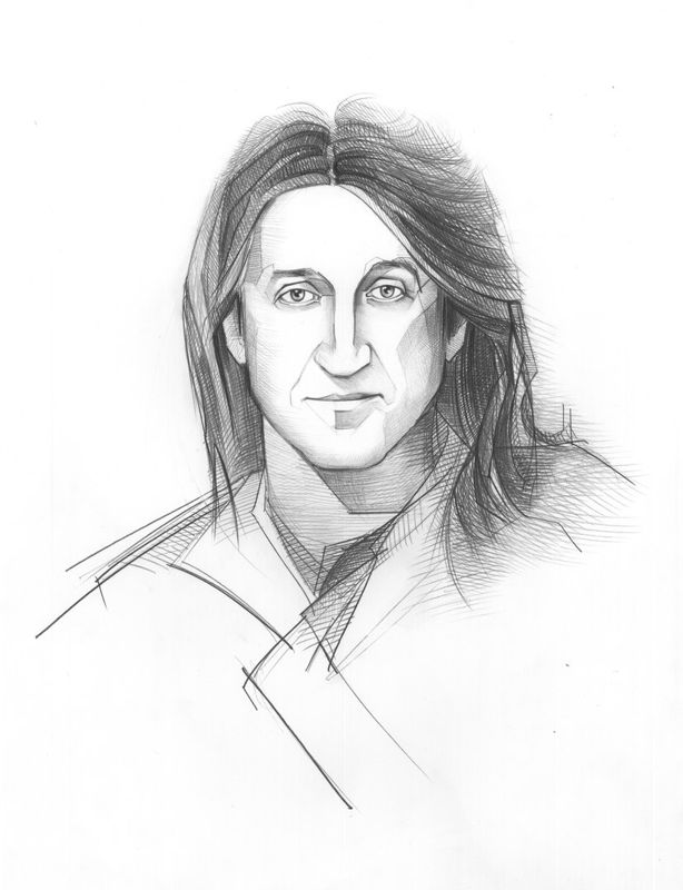 Олег Митяев. Графика