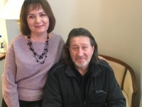 С Анной Зенченко