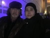 С Виктором Удаловым