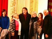 26.02.2017 Встреча после концерта в Краснодаре