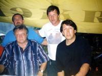 В.Берковский, О.Митяев, В.Забашта, С.Боханцев. 1997 год.