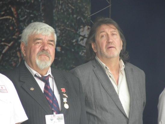 О. Митяев и А.Бондарь