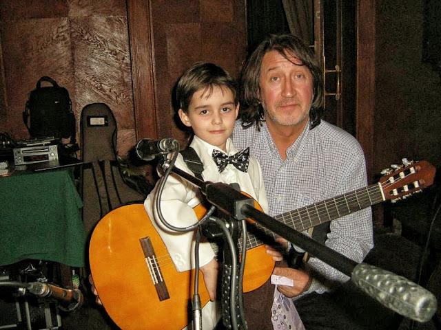 Даниэль Ульбаев и Олег Митяев