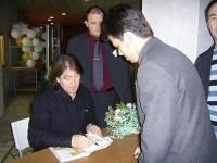 С Михаилом Албуловым. Екатеринбург, апрель 2008 г.