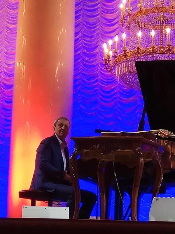 26.11.2017 г. Москва, Колонный зал Дома Союзов