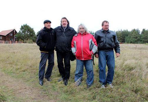Сергей Сергеев, Олег Митяев, Минсалим Тимергазеев, Андрей Свинкин.