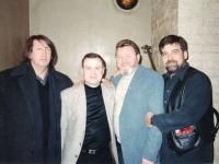2004 г. День рождения Михаила Евдокимова