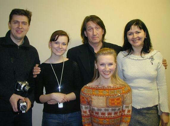 """Мытищи, 28.11.2003 Фестиваль """"Суворовский бивак""""."""