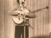 Концерт в ЧГИК. 80-е годы