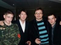 На юбилейном концерте в Кремле, 2006 г.