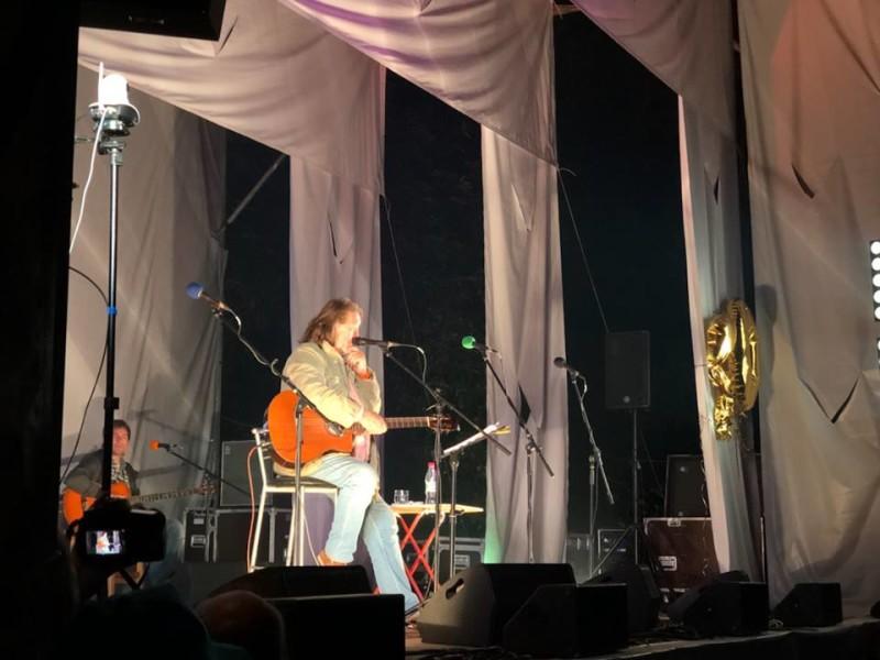 10.08.2018 45 Грушинский фестиваль