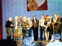 2.11.2007 На юбилее Ю. Кукина в ЛКЗ