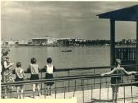 Озеро Смолино. Водная станция