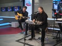 5 марта 2018 г. Олег Митяев с живым концертом в гостях у Мурзилок на Авторадио.