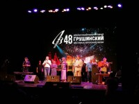 4.07.2021. Заключительный гала-концерт 48 Грушинского фестиваля