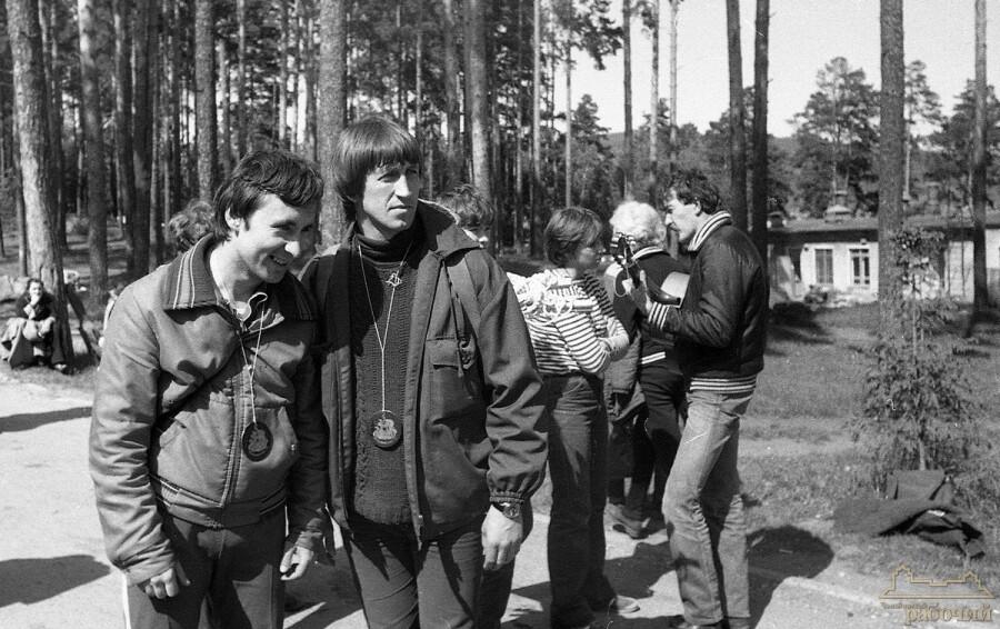 X  Ильменский фестиваль, 1986 г.