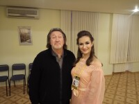 С Алисой Быцко
