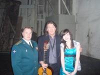 С Радимом Алексеевым 15.02.2014