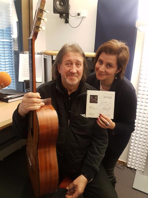 "На радио ""Русский Берлин"", 12.02.2017"