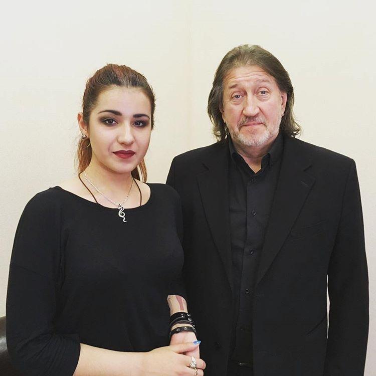 22.04.2017 Салават. С Кристиной Хасановой