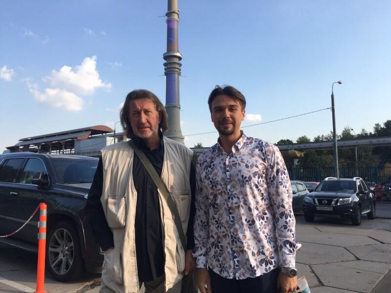 10.09.2019 С Антоном Рушаниным