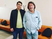 С Евгением Фроловым