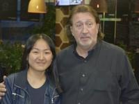 2018 г. с Ингой Югай