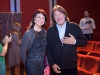 С Ириной Ремес,  февраль 2014 г.