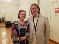 С Марией Паротиковой