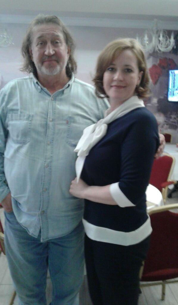 С Натальей Гариповой