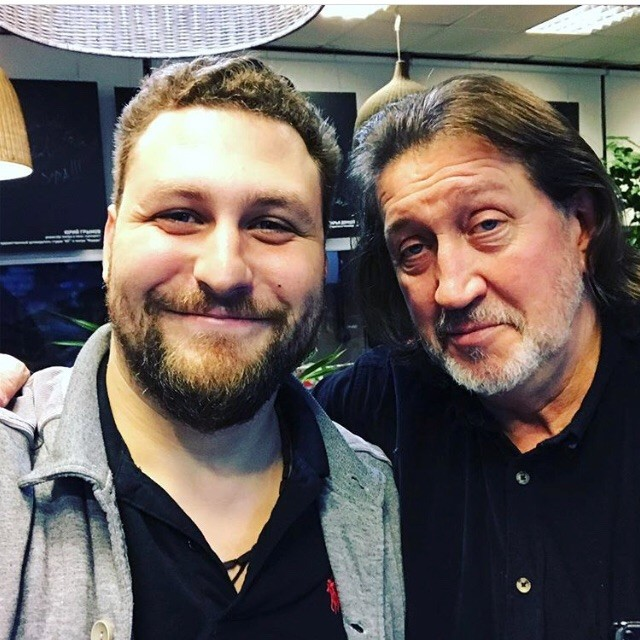 С Павлом Пиковским