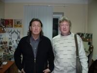11.11.2010 Ярославль, ТЮЗ. С Сергеем Волковым