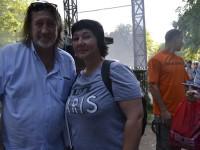 С Тарией Донсковой