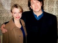 С Татьяной Анучиной