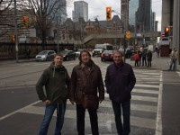 Торонто, ноябрь 2016 г.