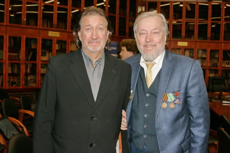 С  Сергеем Коротковым 2016 г.