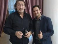 С Русланом Шараповым
