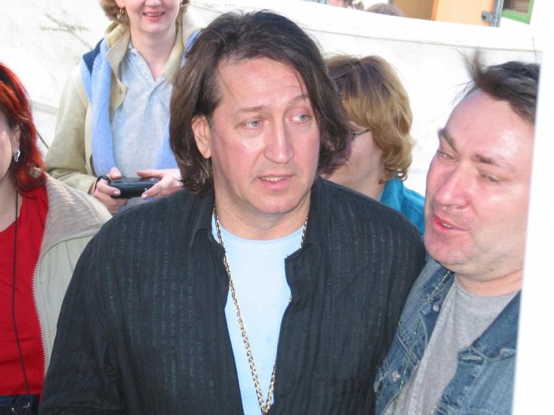 С Сергеем Андрейченко