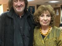 С Еленой Камбуровой