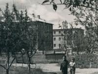 Юные жители поселка КПЗиС