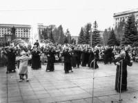 Танцы спустя 50 лет