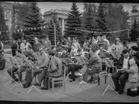 Послевоенный оркестрик