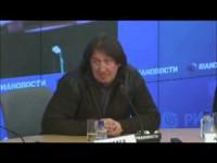 О.Митяев на пресс-конференции РИА Новости
