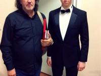 Олег Митяев и Андрей Булгаков