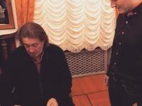 26.11.2017 Москва, Колонный зал Дома Союзов