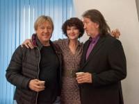 С Дмитрием Харатьяном и Мариной Есипенко