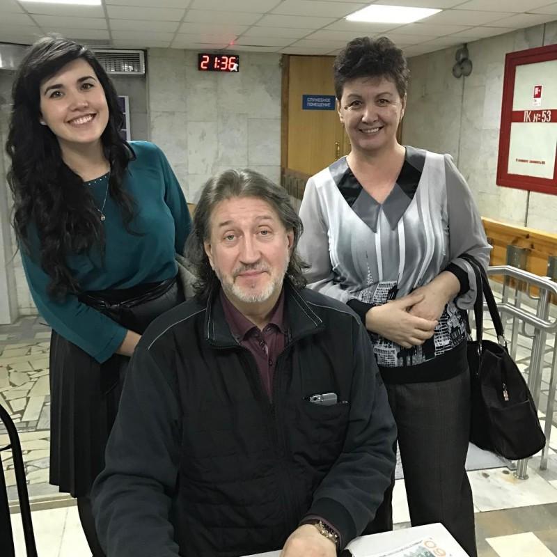 "ЦКИ ""Меридиан"". 16.03.2017 г"