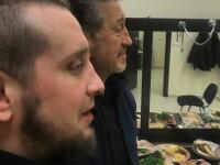 19.02.2020 С сыном Филиппом Августом перед концертом